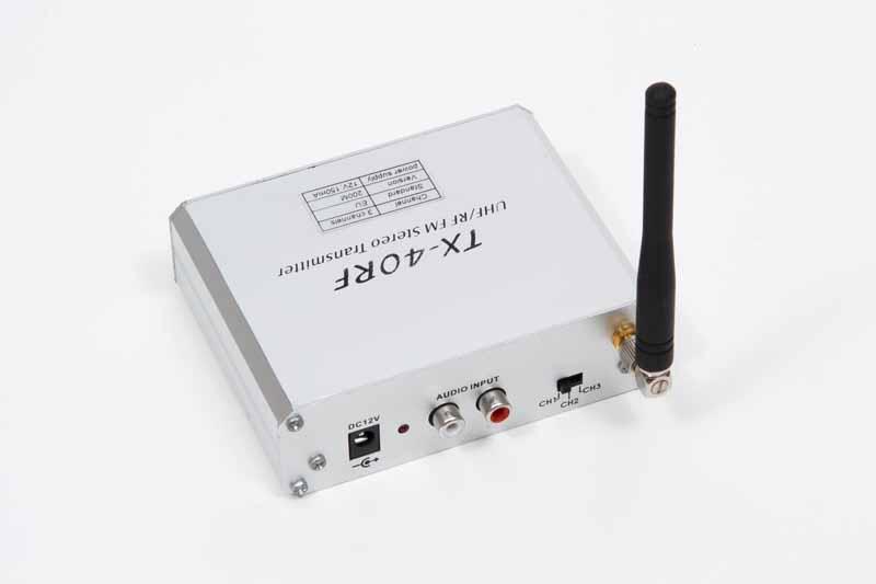 100 metre Transmitter